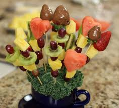 send fruit bouquet how to make fruit arrangements for special occasions and gifts by