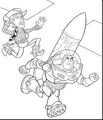 woody buzz coloring pages free printable toy story 3 woodys