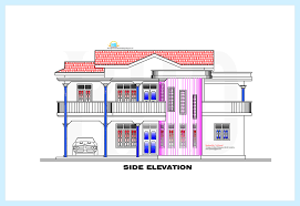 srilankan style home plan and elevation 2230 sq ft home