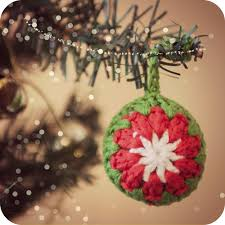 bola de navidad ganchillo crochet amigu nadal pinterest