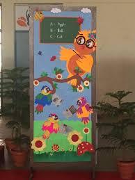 latest cool door decorating ideas with office door christmas