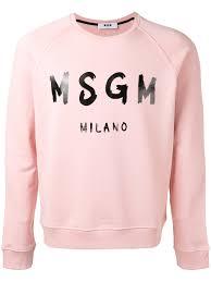 msgm men clothing sweatshirts buy online msgm men clothing