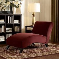 Chaise Lounge Red The Bella Chaise Lounge