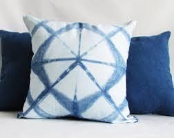 Indigo Home Decor Indigo Cushion Etsy