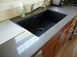 black undermount kitchen sink kitchen stunning kitchen decoration with rectangular black blanco
