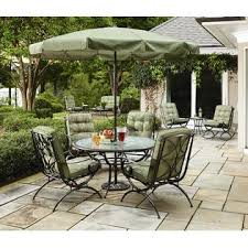 Jaclyn Smith Patio Furniture Replacement Parts Jaclyn Smith Cora Patio Umbrella 9ft Outdoor Living Patio