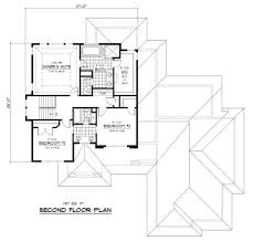 Prairie House Plans Prairie Style House Plan 3 Beds 2 50 Baths 2896 Sq Ft Plan 51 283
