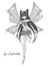 Winx Painting Games Winx Club Musa Coloring Pages