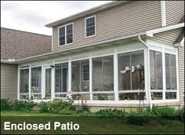 All Season Patio Enclosures Patio Deck Enclosures In Northern Ohio Joyce Factory Direct