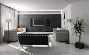 Black Leather Sofa Interior Design Decoration Ideas Ideas In Decorating Home Interior