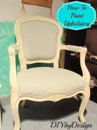 Painting Vinyl Chairs In This Post I Create A Metallic Finish On A Wooden Chair And