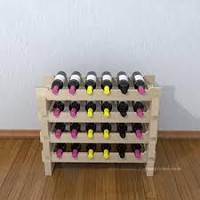 home collector series wooden wine racks vino grotto premium wine