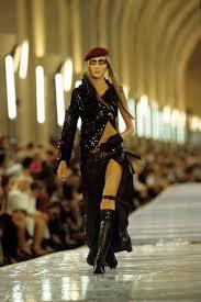 christian dior fall 1999 couture accessories photos vogue