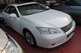 used lexus for sale dubai used lexus es 350 2008 car for sale in dubai 744110 yallamotor com