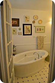 Bathrooms With Freestanding Tubs by Quirky Freestanding Bathtub With Modern Faucet And Laminate Marble