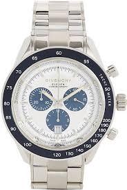 watches chronograph givenchy eleven chronograph barneys york