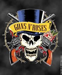skull guns n roses by felipelessa deviantart com on deviantart