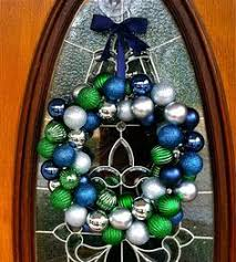 yarn seahawks wreath crafts seahawks wreaths and