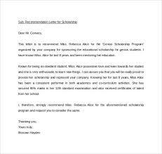 letter of recommendation sample free mediafoxstudio com