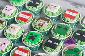 minecraft cupcakes minecraft cupcakes for perth cupcakes perth wa house of