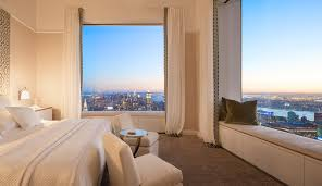 Interior Designing For Bedroom 432 Park Avenue Condominiums