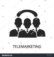 telemarketing icon stock vector 381292906 shutterstock
