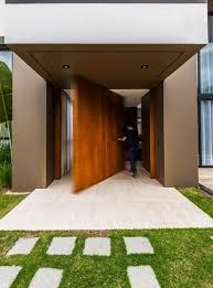 House Designs Ideas Modern 171 Best Entrances Doors Gates Fences Images On Pinterest