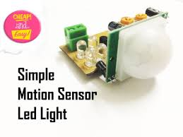 Motion Sensing Light Make An Simple Motion Sensor Light Pir 13 Steps With Pictures