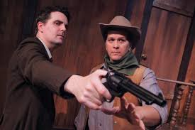 The Man Who Shot Liberty Valance Online Stage Version Of U0027liberty Valance U0027 In Fullerton Takes A Page From