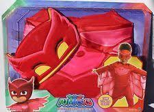 pj masks owlette costume 6 dress 4 toddler red ebay