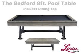 imperial bedford 12 shuffleboard table pool table slate top newyork new jersey connecticut loria awards