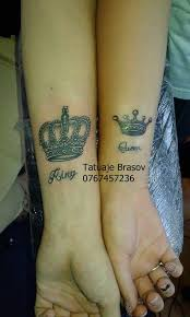 Tattoos For Him And Tatuaje Coroane King And Qween Krown Krown Krown