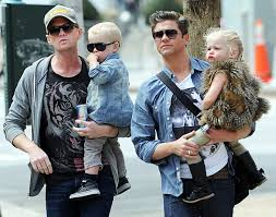 Neil Patrick Harris Family Halloween Costumes by Confessions Of A Surrogate Mother New York Post