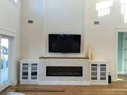 articles with modern linear fireplace surrounds tag minimalist