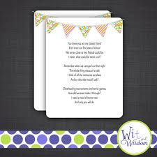 asking of honor poem custom asking bridesmaid of honor bridesmaid poem of