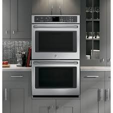 ge monogram oven manual gct9550shss double electric wall oven stainless steel at