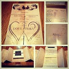harry potter wedding invitations 16 best wedding invitations images on wedding