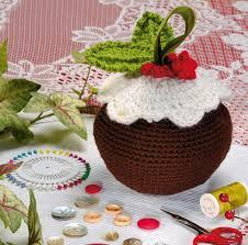free pattern crochet a christmas pud simply crochet