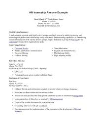 student internship resume 21 basic resumes examples for students