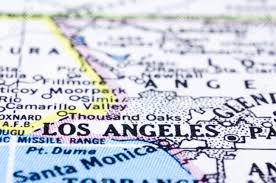 Judgemental Los Angeles Map by San Fernando Valley The Valley Economic Alliance About The San