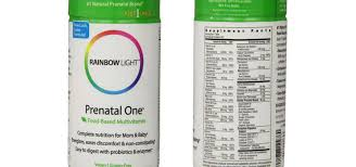 rainbow light just once prenatal one naturally preparing your body for pregnancy jade lee