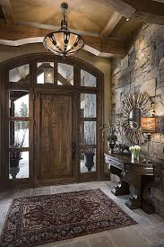 Rustic Decorations For Homes Best 25 Rustic Front Doors Ideas On Pinterest Entry Doors