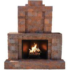 Outdoor Lp Fireplace - outdoor fireplaces outdoor heating the home depot