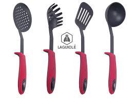 lot ustensiles de cuisine lot ustensiles de cuisine set 4 ustensiles cuisine laguiole