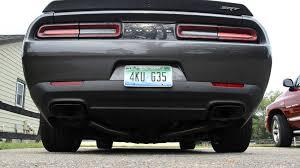 Dodge Challenger 4wd - dodge challenger srt hellcat warm start idle rev and burnout