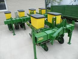 2 Row Corn Planter by John Deere Maxemerge 2 Planter Row Unit Vernon Zerr Farm