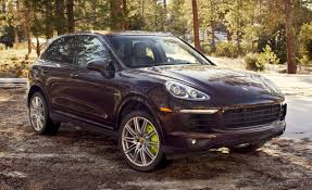 Porsche Cayenne Hybrid - 2017 porsche cayenne s e hybrid review u2013 all cars u need