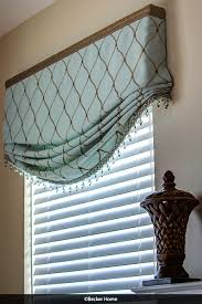 Roman Shades Over Wood Blinds 46 Best Beautiful Blinds U0026 Shades Fabric Images On Pinterest