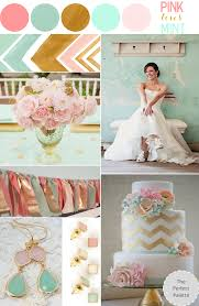 color story pink loves mint the perfect palette