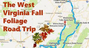 u0027s road trip west virginia fall foliage
